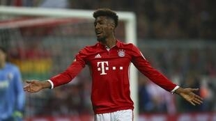 German league leaders Bayern Munich will be without Kingsley Coman for the rest of the year.
