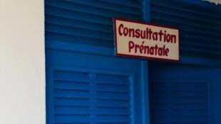 Consultation prénatale (CPN) de l'Hôpital général de Port Bouet à Abidjan, en Côte d'Ivoire.