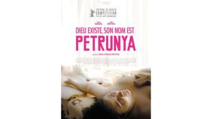 Affiche du film «Dieu existe, son nom est Petrunya».