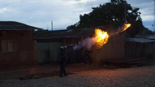 Détonations de grenades, des tirs de fusils et même de roquettes; la nuit a été terrible à Bujumbura, surtout à Nyakabiga selon un riverain.
