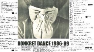 O disco Konkret Dance recupera arquivos inéditos da banda R.Mutt, um dos grupos mais expressivos do rock underground brasileiro da década de 1980.