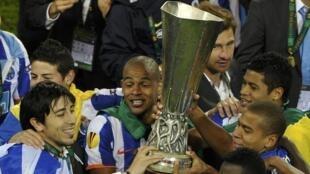 Falcão marca e oferece Liga Europa ao FC Porto na final portuguesa 