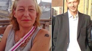 44-летняяДон Стерджес умерла после того, как Роули (справа) подарил ейфлакончик с «духами». Как выяснило следствие, вофлаконе были остатки «Новичка».