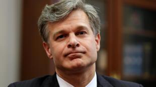 Le patron du FBI, Christopher Wray, a estimé que la menace chinoise plane sur les États-Unis, notamment en matière d'espionnage économique.