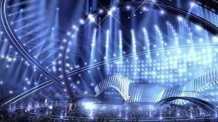 Foto da edição portuguesa do Festival Eurovisão, que começa nesta terça-feira