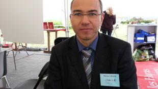 Olivier Croze, directeur de la délégation territoriale de l'IFCE Rhône-Alpes, Auvergne.