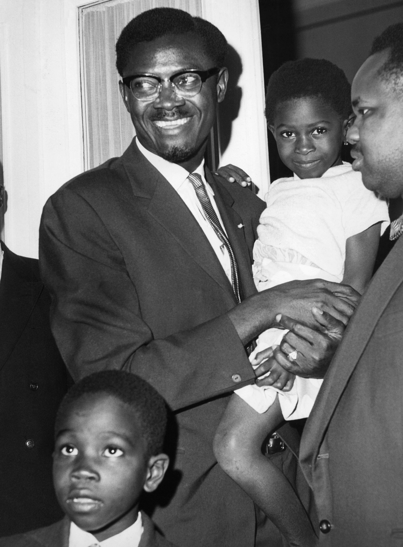 RDC - Lumumba - Famille
