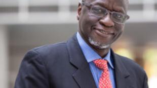 Le Mauritanien Ousmane Diagana, vice-président de la Banque Mondiale pour l'Afrique de l'Ouest et centrale, depuis juillet 2020.
