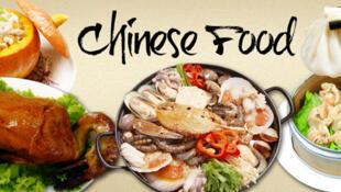 圖為中餐菜餚圖片