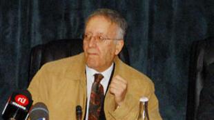 Yadh Ben Achour, 3 mars 2011.