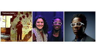 Naïssam Jalal & Rhythms Of Resistance, Blick Bassy + Naïssam et Blick à RFI.