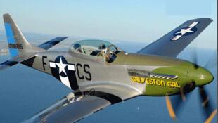Avião era usado para passeios turísticos por museu do Texas.