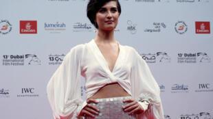طوبا بویوکاوستون، هنرپیشه ترک در جشنواره فیلم دوبی