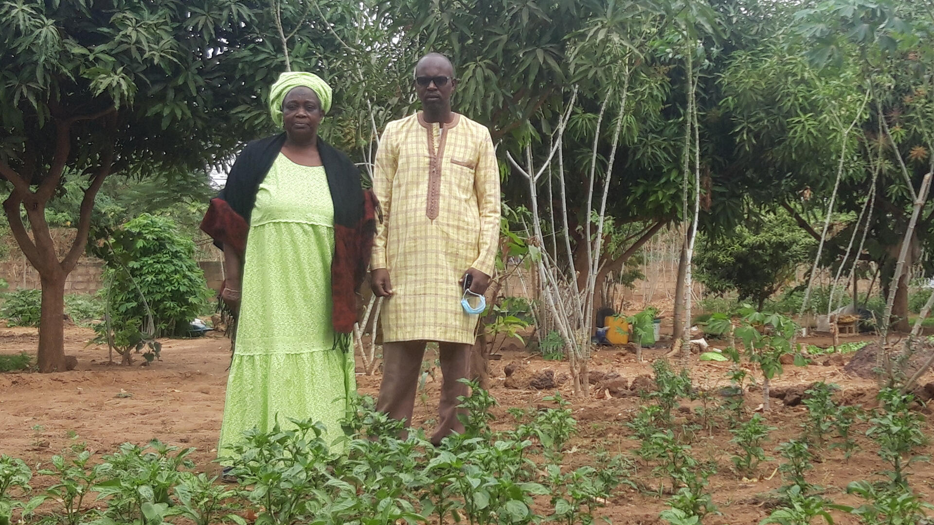 Sénégal - Ndayane - Port - Habitants mécontents - 20210118_121656