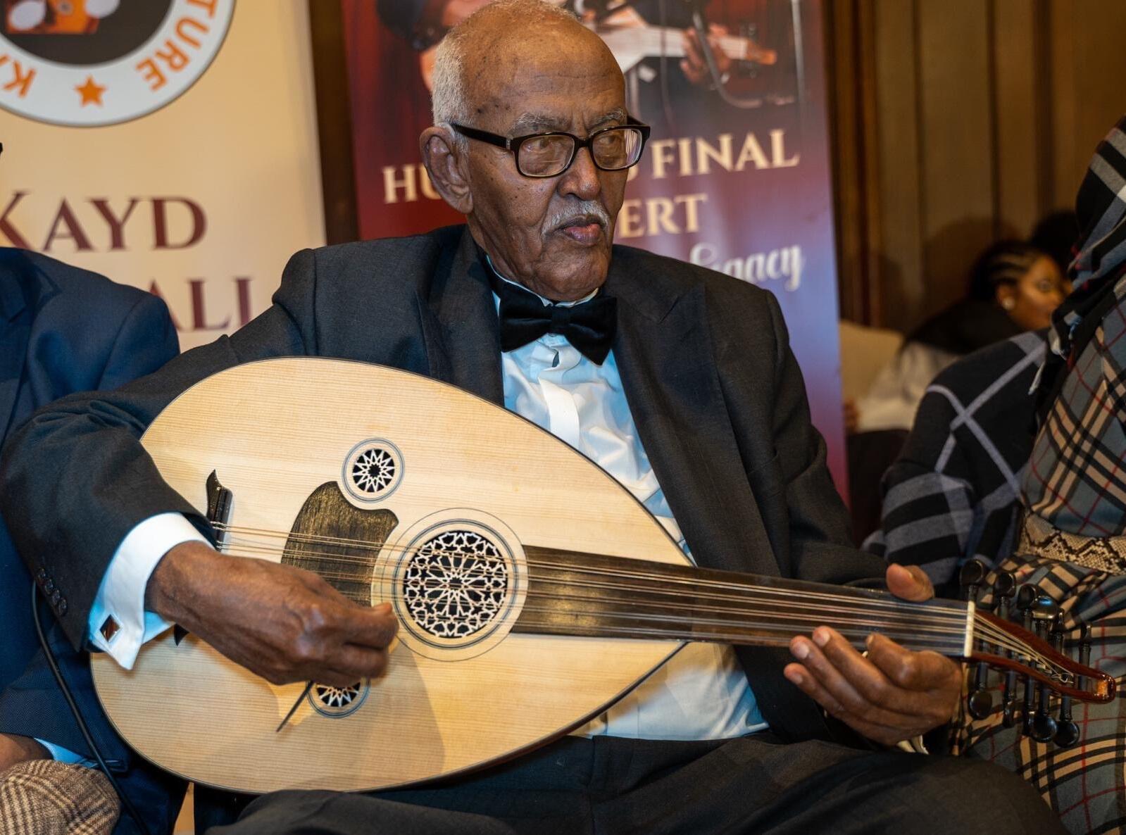 2020-04-08 Somali oud musician Ahmed Ismail Hussein Hudeydi coronavirus