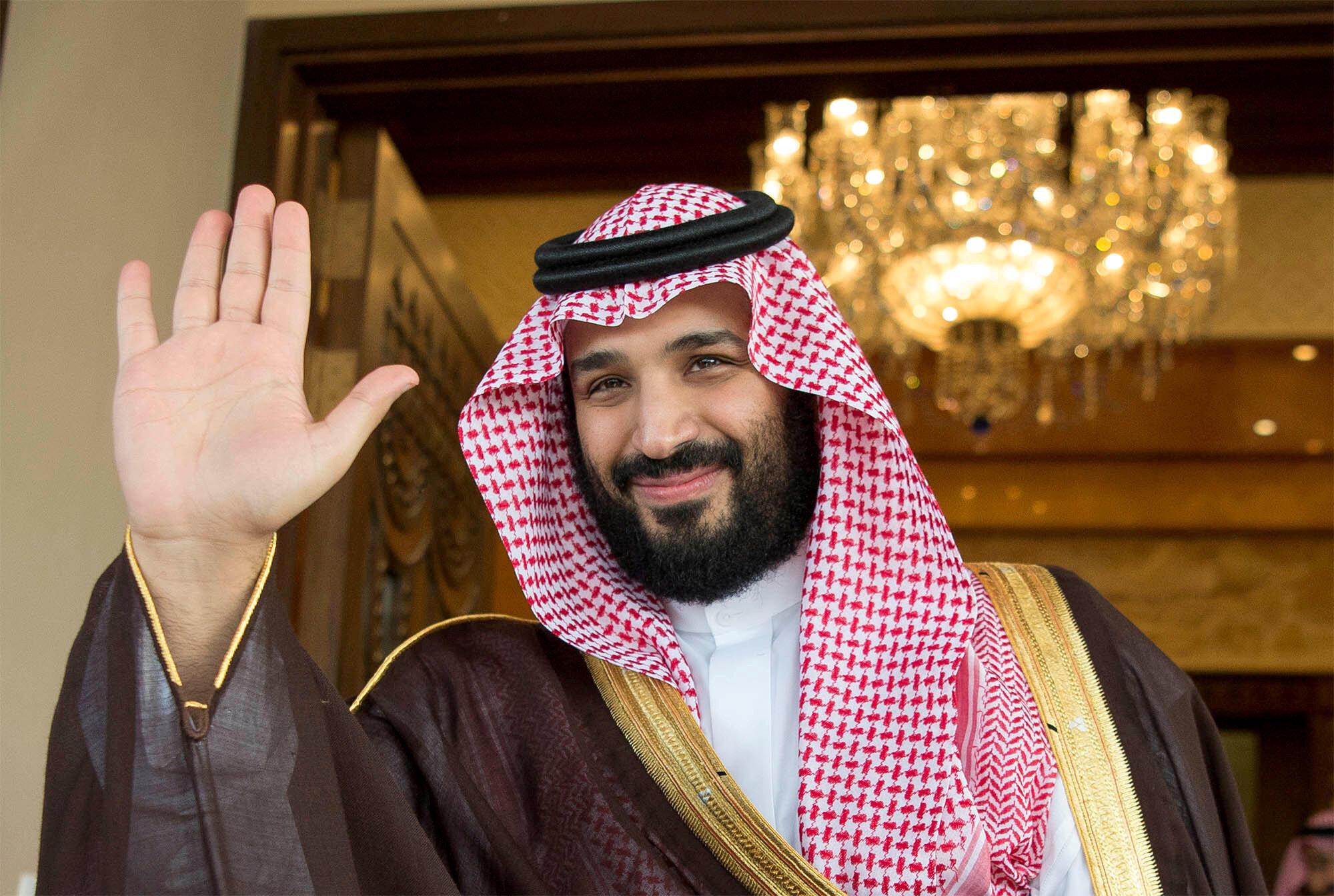 محمد بن سلمان، ولیعهد جدید عربستان سعودی