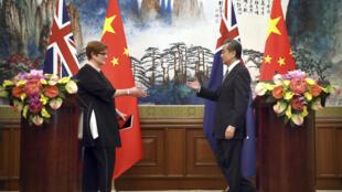 Chine - Australie