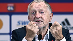 Jean-Michel Aulas became Lyon club president in 1987