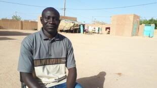 Idriss Abdou Salif, ancien passeur.