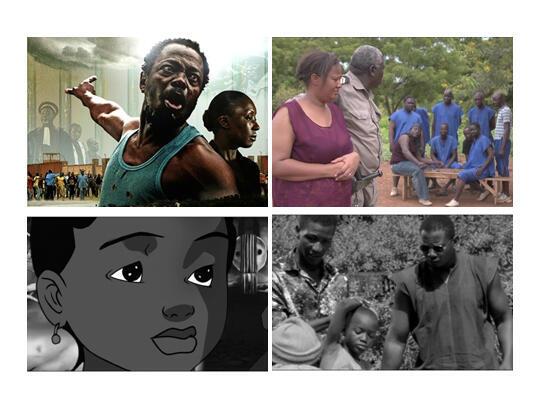 «L'œil du cyclone», de Sékou Traoré et «Cellule 512», de Missa Hébié sont en lice pour l'Etalon d'or de Yennenga. «Malika et la sorcière», de Boureima Nabaloum et «Twaaga», de Cédric Ido concourent pour le Poulain d'or au Fespaco 2015.