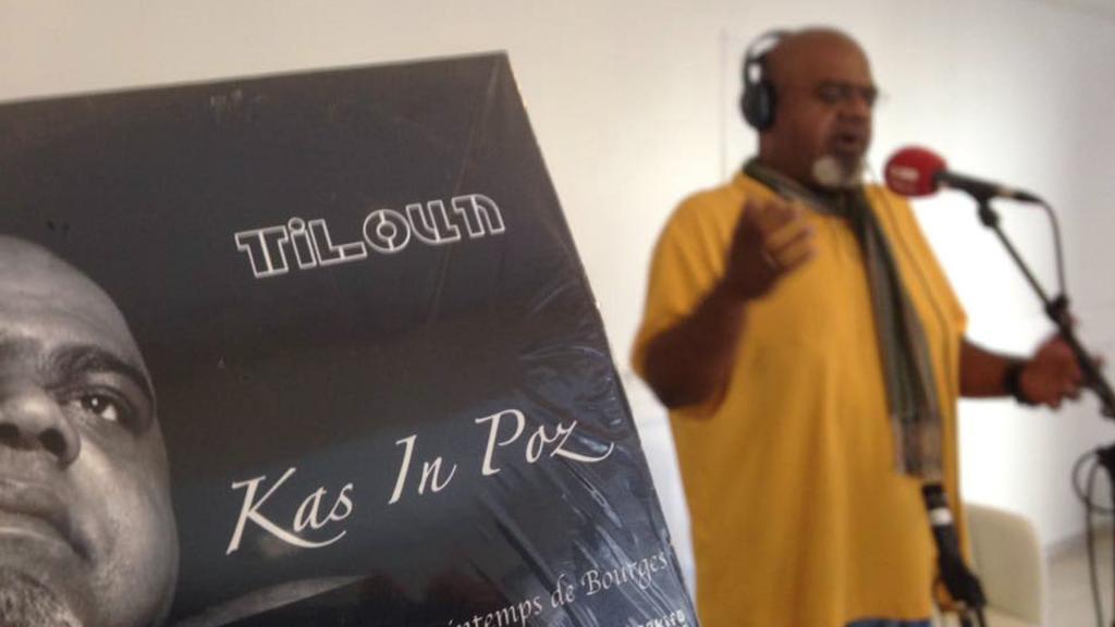 Tiloun en live RFI Sakifo 2016.