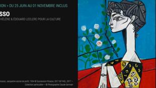 L'exposition Picasso aux Capucins, à Landerneau, à voir jusqu'au 1er novembre 2017.