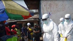 OIM dá assistência às populações deslocadas em Pemba, no norte de Moçambique.