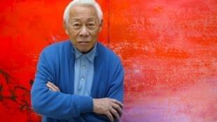 """""""زائو وو-کی"""" نقاش و حکاک چینی- فرانسوی"""