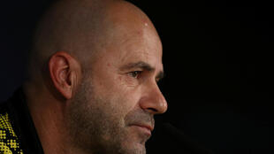 Peter Bosz has steered Bayer Leverkusen to the final of the Getman Cup for the first time since 2009.