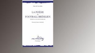 Capa da antologia de poesias sobre futebol, de autoria do brasileiro Max de Carvalho.