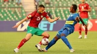 Nawfel Zerhouni maroc CHAN