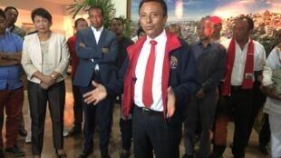 Le parti présidentiel veut réduire le pouvoir de nuisance de l'ex-président de Madagascar Marc Ravalomanana, aujourd'hui dans l'opposition (photo d'illustration).