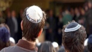 Le nombre d'actes antisémites a doublé en France en 2014 par rapport à 2013.