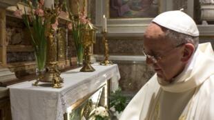 Papa Francisco recebe nesta quinta-feira, 29 de agosto de 2013, o rei Abdallah II da Jordânia.