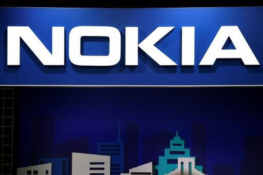 Nokia said demand is strong for the next generation of mobile phone networks, known as 5G
