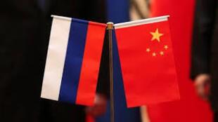 中俄關係示意圖