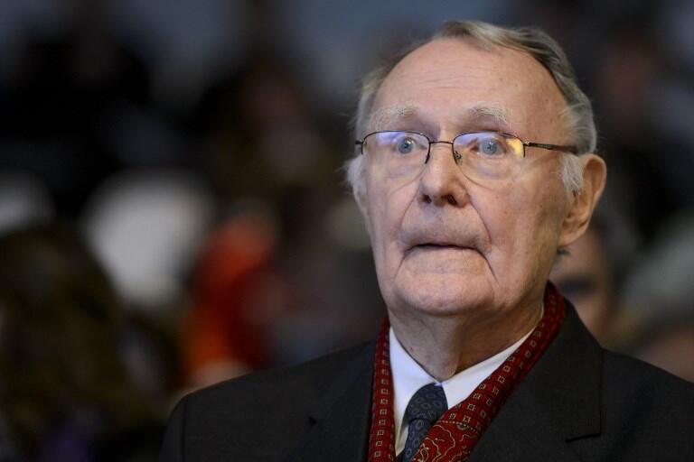 Основатель компании IKEA Ингвар Кампрад