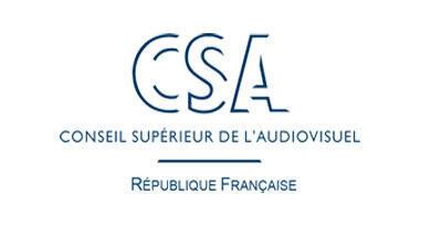 Logo du CSA.