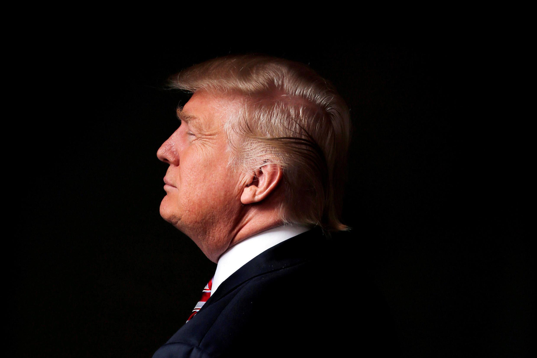 O presidente americano eleito, Donald Trump