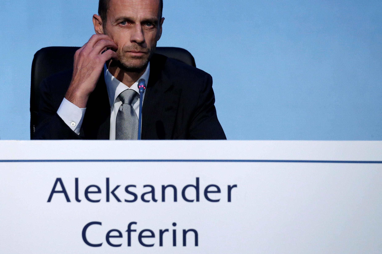 42-летний словенец Александр Чеферин стал седьмым президентом в истории УЕФА