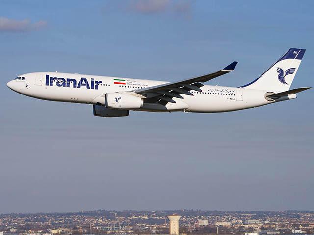 ایران ایر پرواز به اروپا را از سر میگیرد