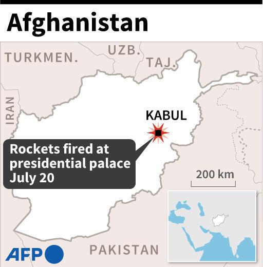 Afghanistan violence