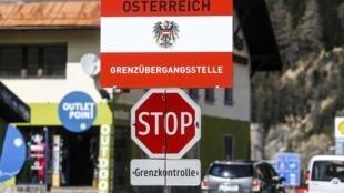 Le col de Brenner à la frontière entre l'Autriche et l'Italie. (Photo d'illustration)