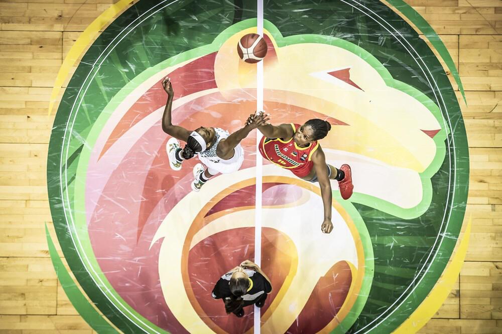 Moçambique - Moçambicanas - Afrobasket Feminino - Basquetebol Feminino - Basquetebol - Afrobasket