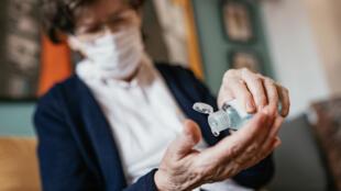 Les personnes âgées sont particulièrement vulnérables face à l'épidémie de Covid-19.