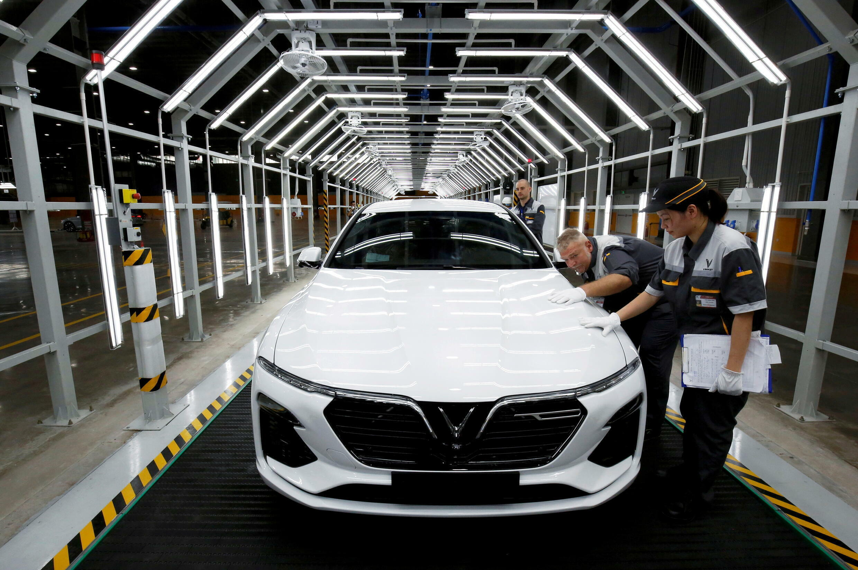 Vietnam - automobile - VinFast