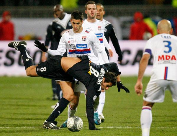 Bordeaux et Lyon vont devoir batailler en huitièmes de finale de Ligue des Champions.
