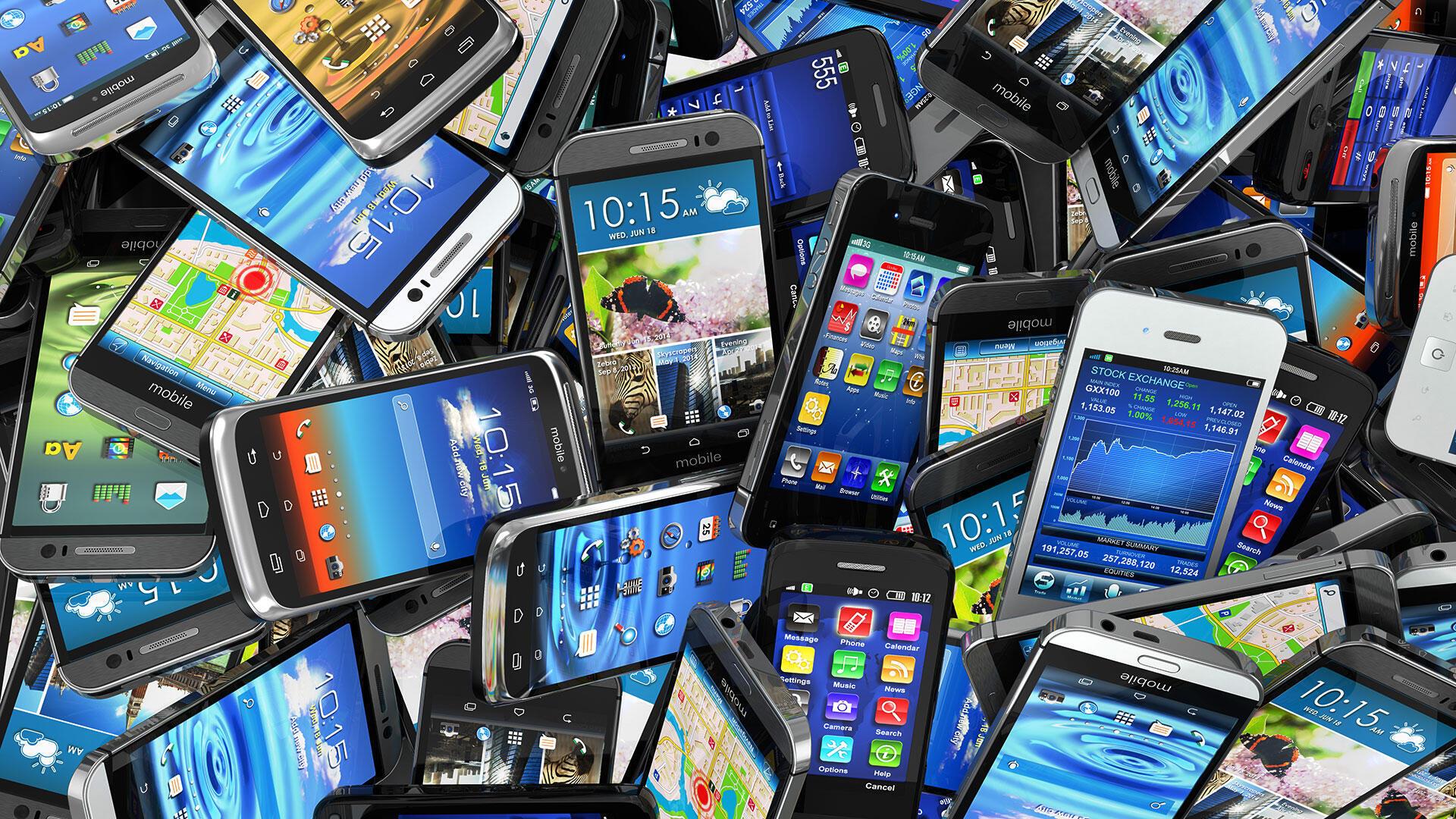 """""""Smartphones"""", os computadores de bolso !"""