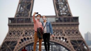 巴黎埃菲爾鐵塔6月25日起重新接待遊客