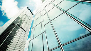 Transparent solar films will enable tinted double-glazed windows to generate electricity